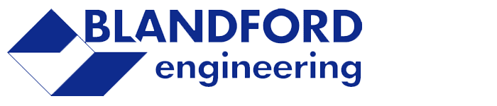 BLANDFORD engineering logo